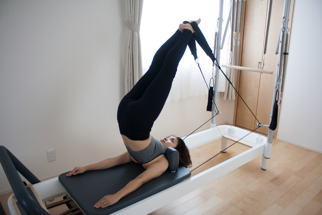 pilates room PEONIA